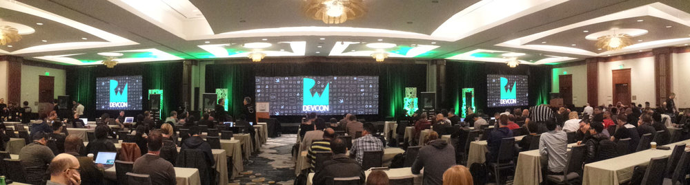 RWDevCon LED Video Wall with Full Lighting