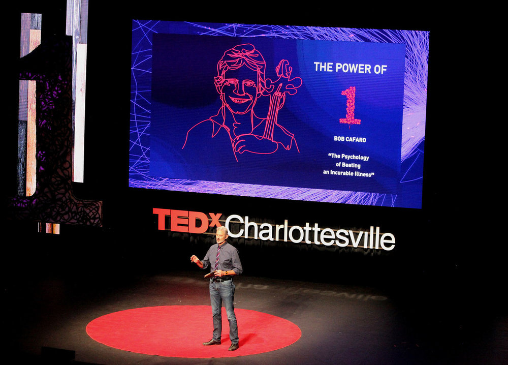 TEDxCharlottesville LED Video Wall