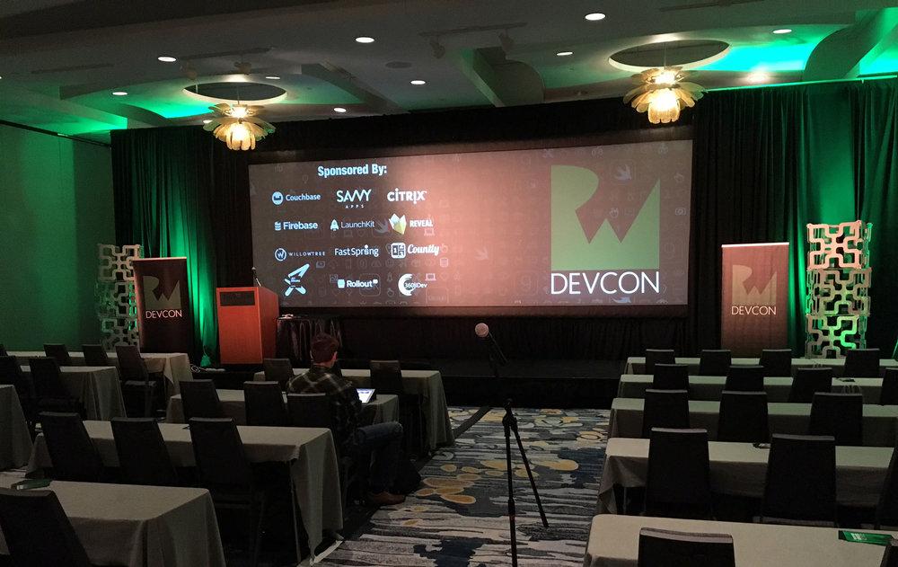 Event Design Devcon