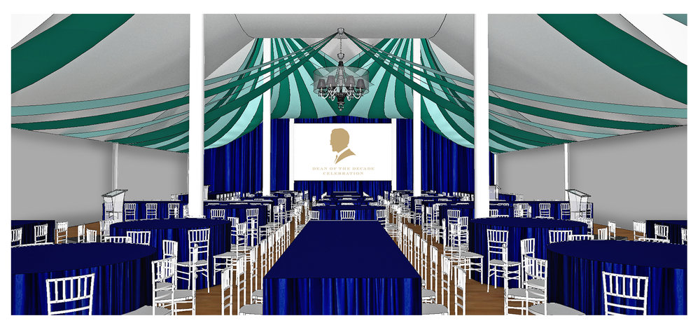 Event Design 3D Model