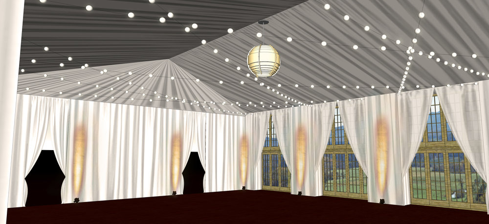 Event Design - Sketchup Model