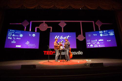 TEDxC'VILLE 2015 -