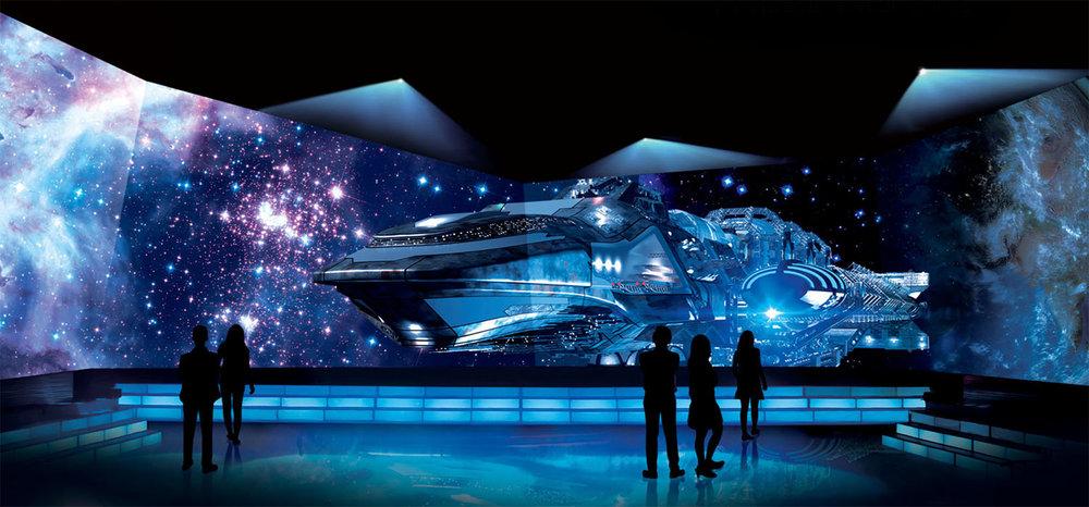 Panasonic Laser Projector - AV Sense 2018 Expo Technology