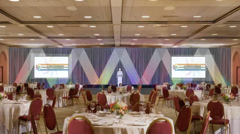Total Advising Center audiovisual system design & installation