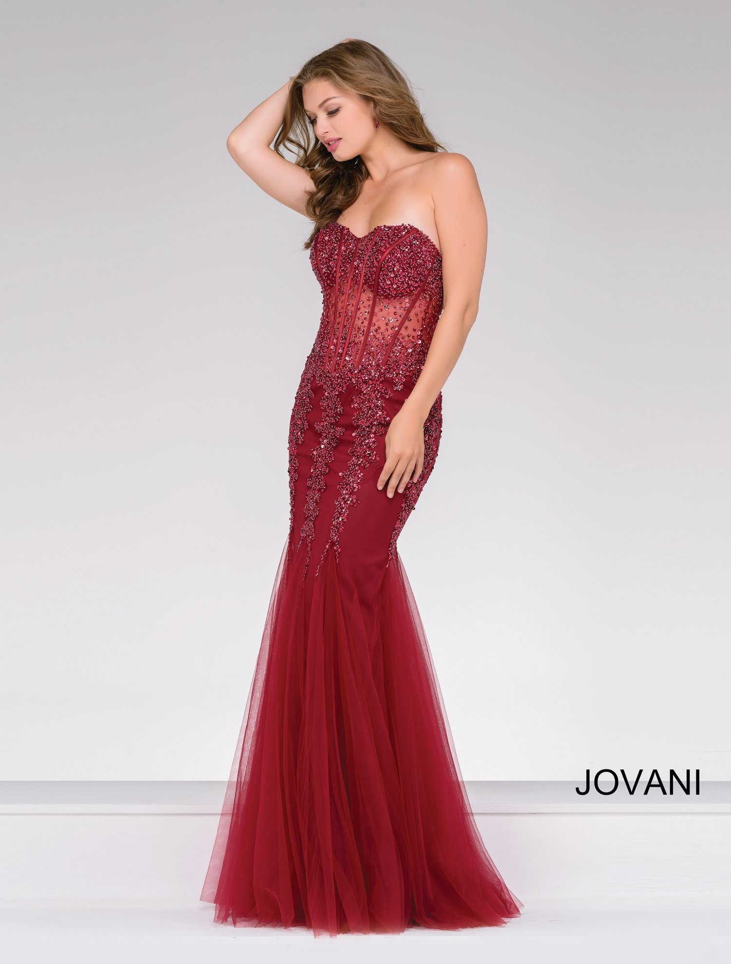 6c67f12b488 Jovani Pink And Black Prom Dress - Data Dynamic AG