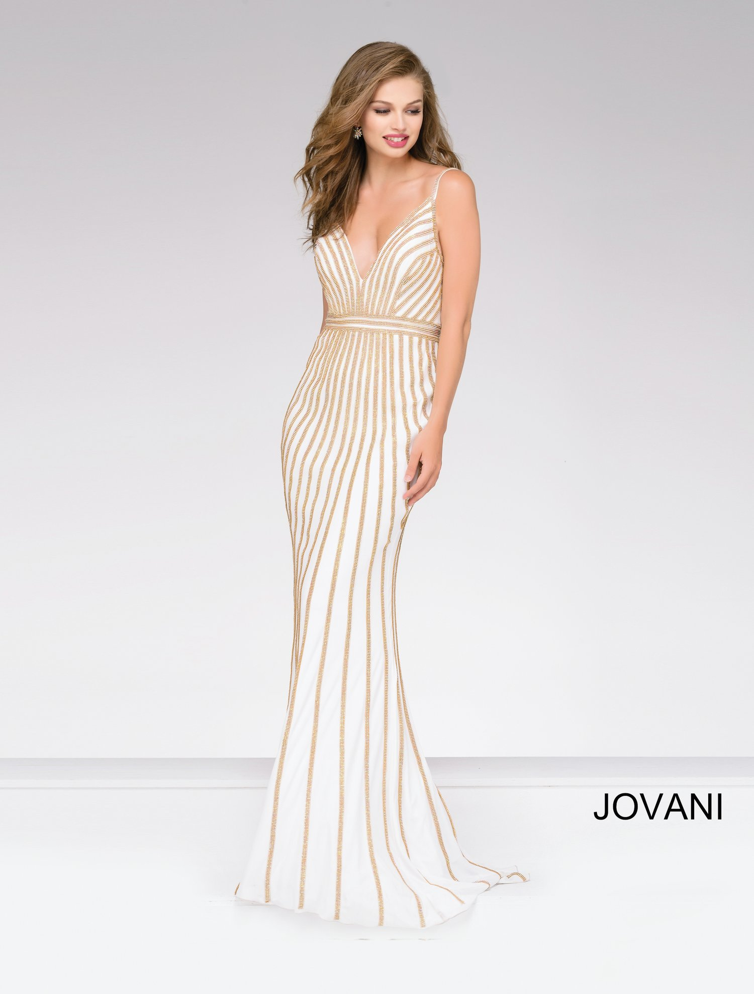 16849c3390 Jovani Black And Gold Gown - Data Dynamic AG