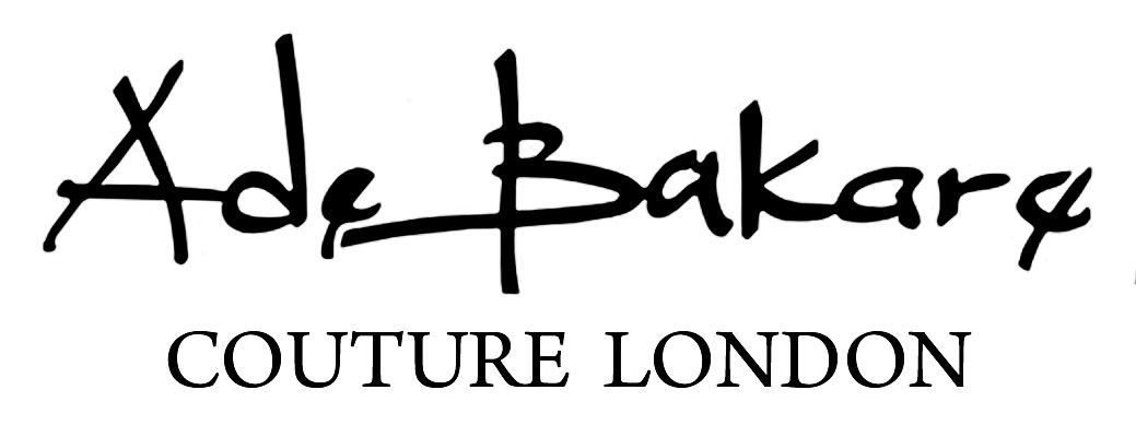 - ADE BAKARE Couture - London