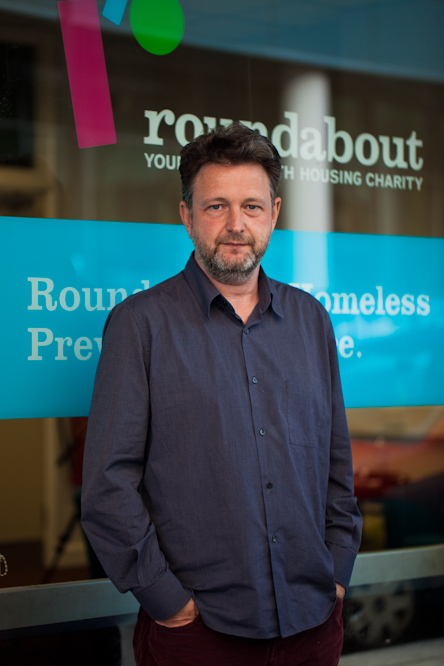 Ben Keegan - CEO Roundabout Homeless Charity
