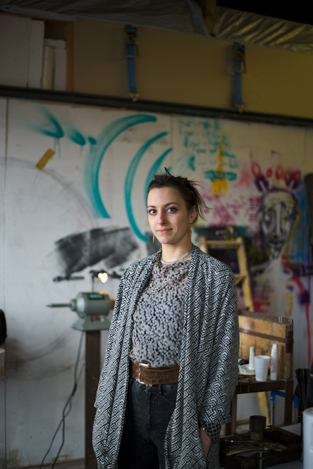 Victoria Billingham, Jeweller and artist, Sheffield 2015