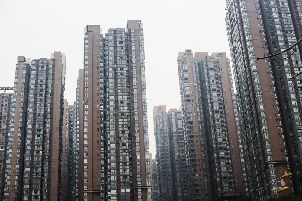 Chongqing, February 2017