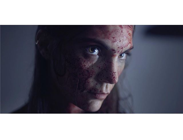 Hell hath no fury like a woman scorned. #bloodonmyface #scifimovies #4no1film #