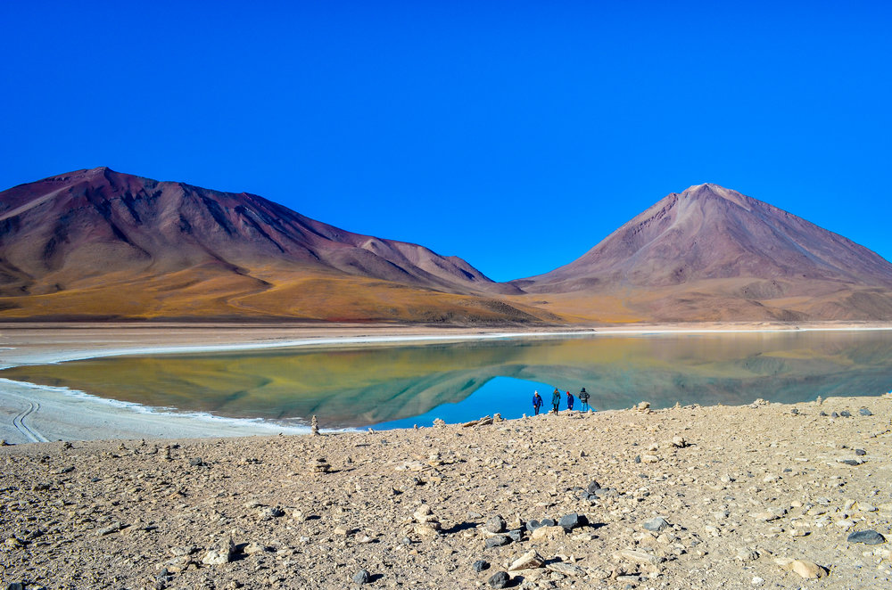 Laguna Verde, Bolivia:  Print  //  Framed Prints  //  Canvas Prints