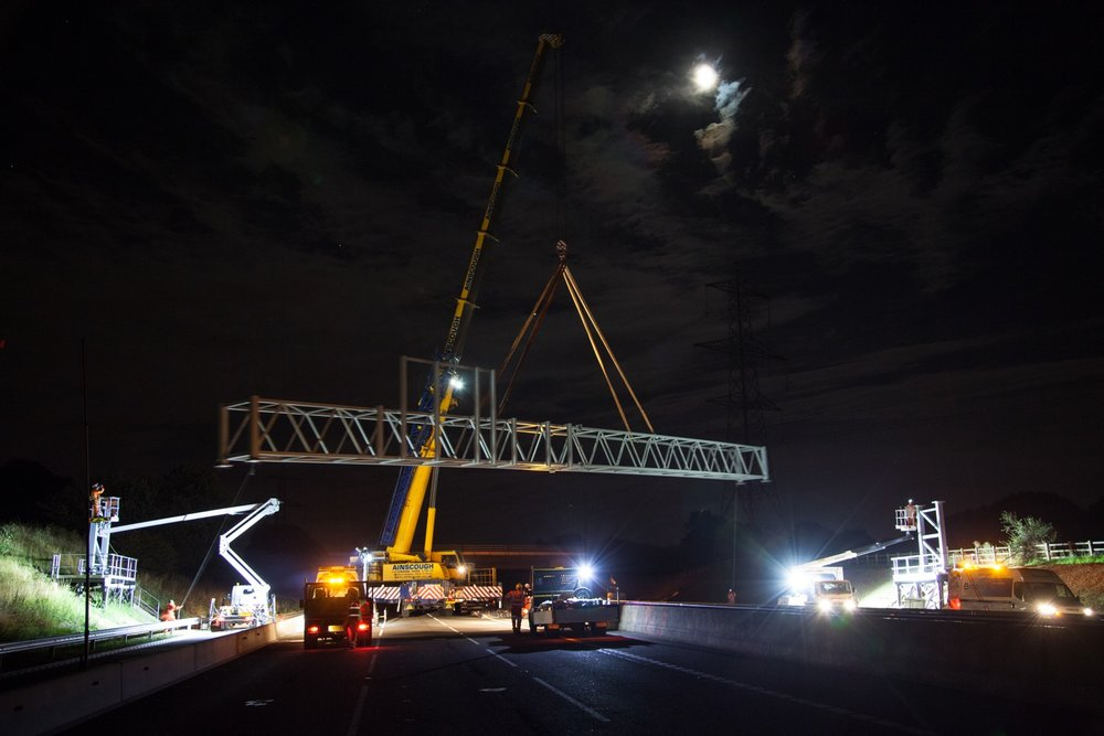 Super Portal Gantry Lift M1