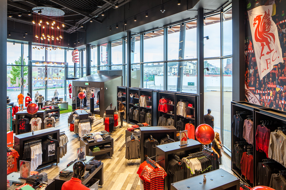 Liverpool FC Retail Store