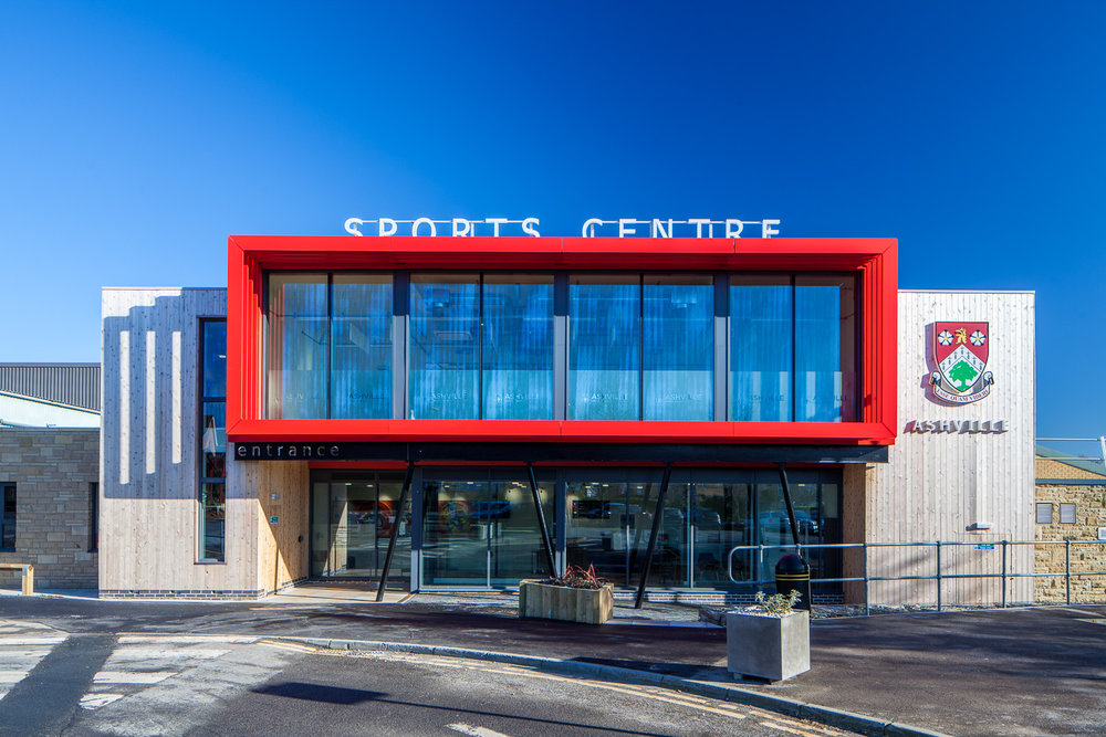 Ashville College Sports Centre