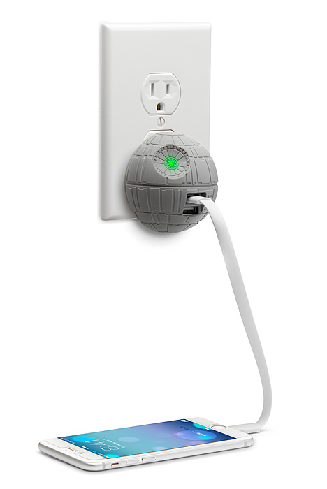 Death Star USB Wall Charger
