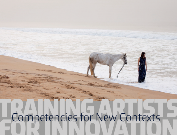 Training Artists for Innovation  - Competencies for New Contexts Free e-book