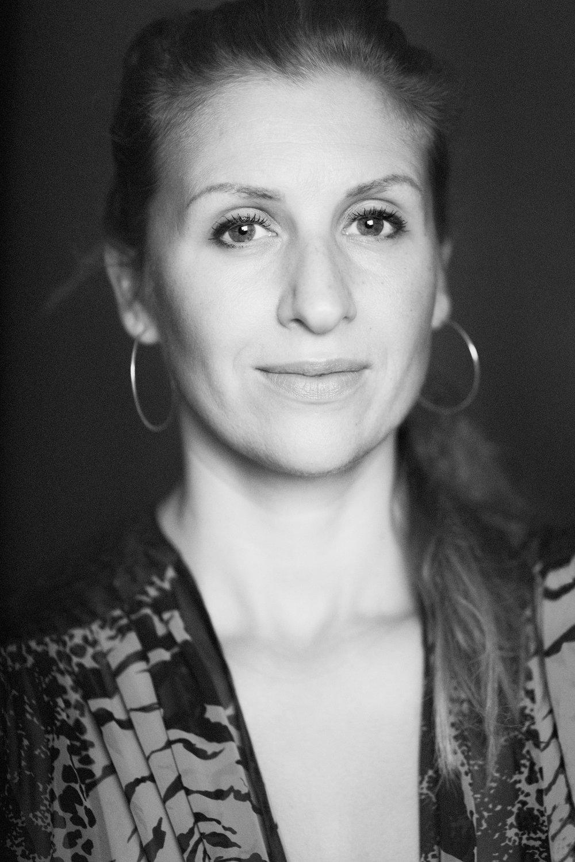 Skuespiller Cecillie Aclon