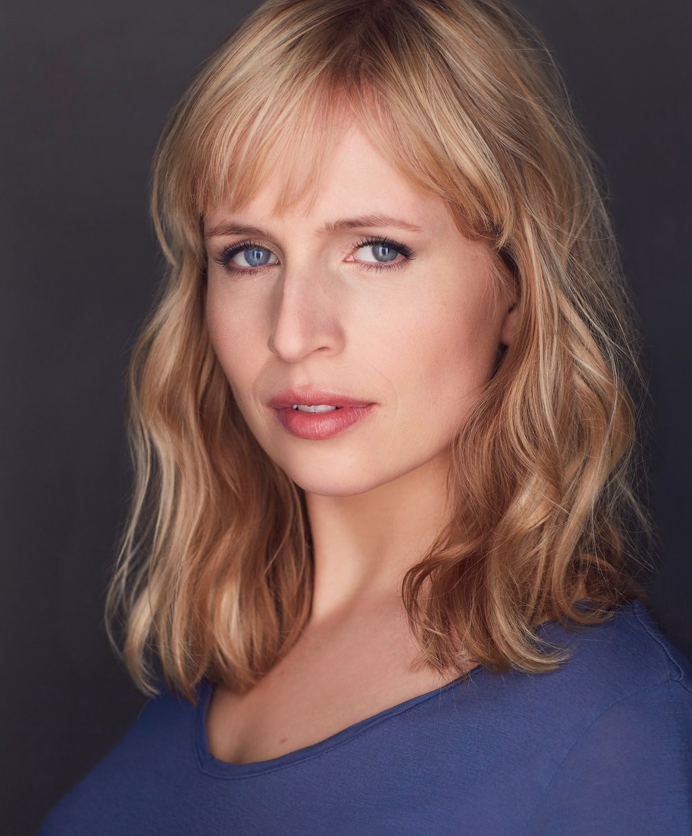 Skuespiller Maria Aarup-Sørensen