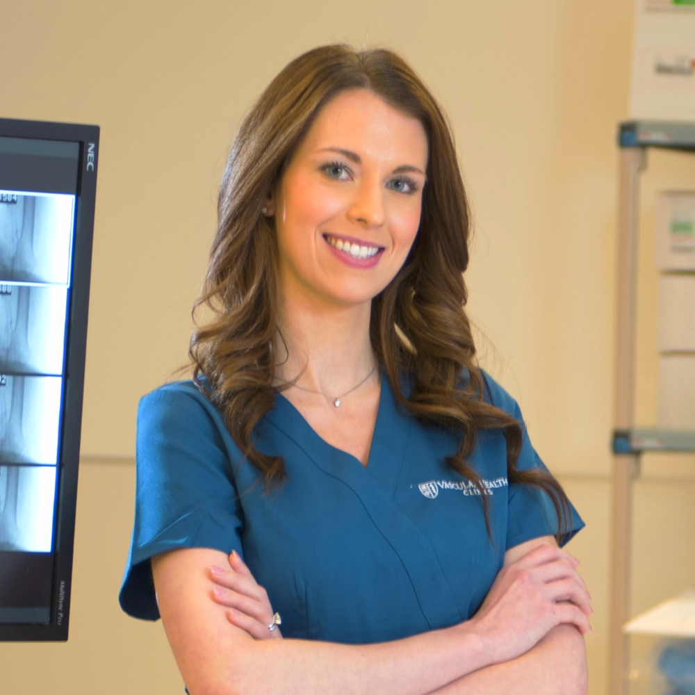 Nurse Emily L. Haqqani, RN BSN