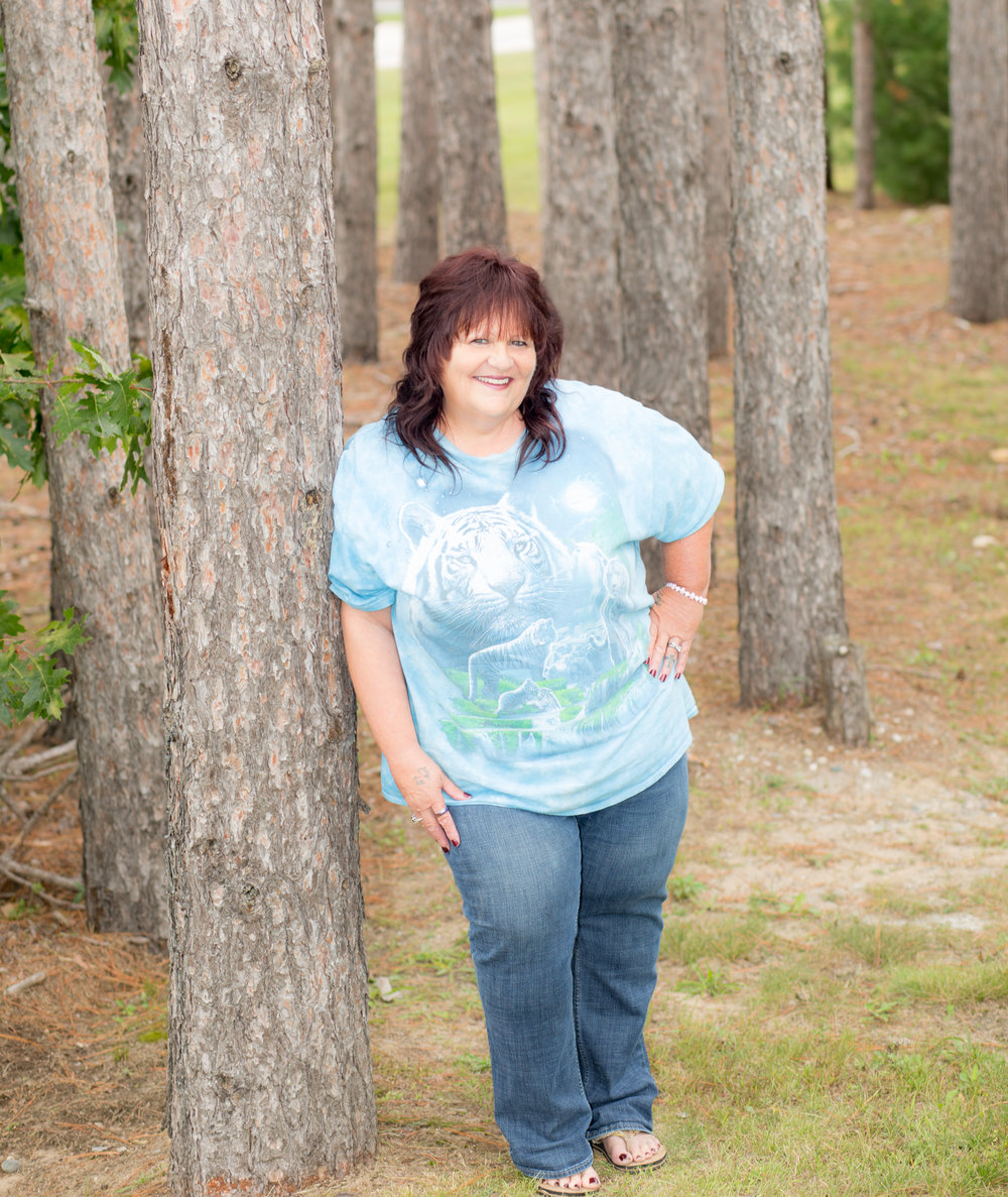 MEET JODY PORSCH   May-Thurner syndrome intervention patient.