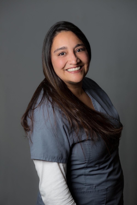 Stephanie Gonzales, CMA