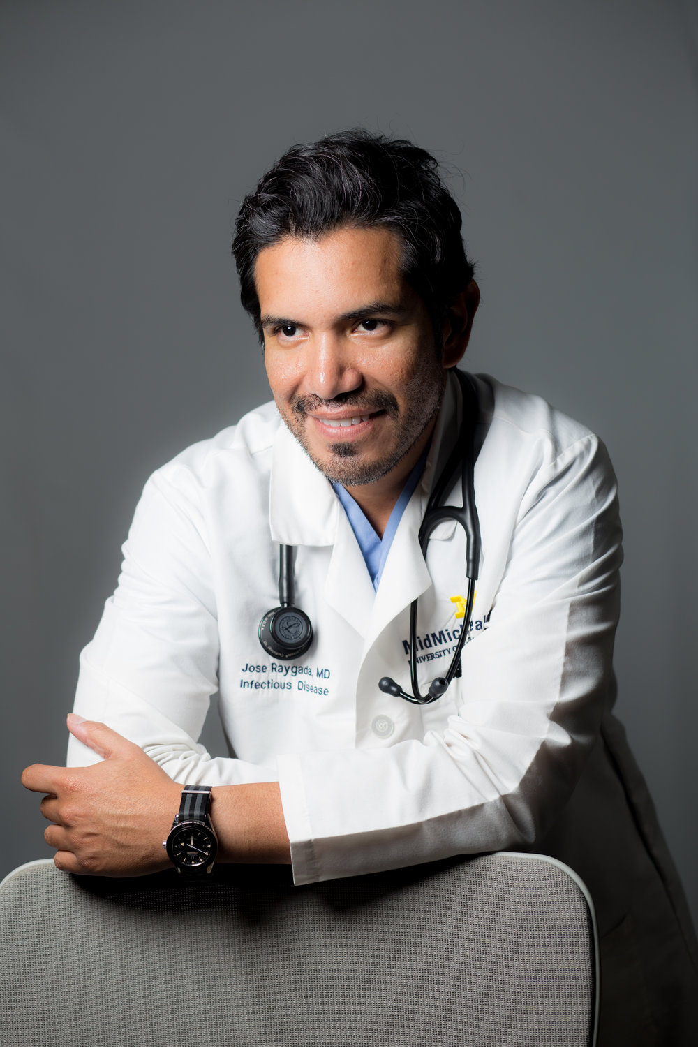 Jose L. Raygada, MD Medical Director, Vascular Medicine and Infectious Disease
