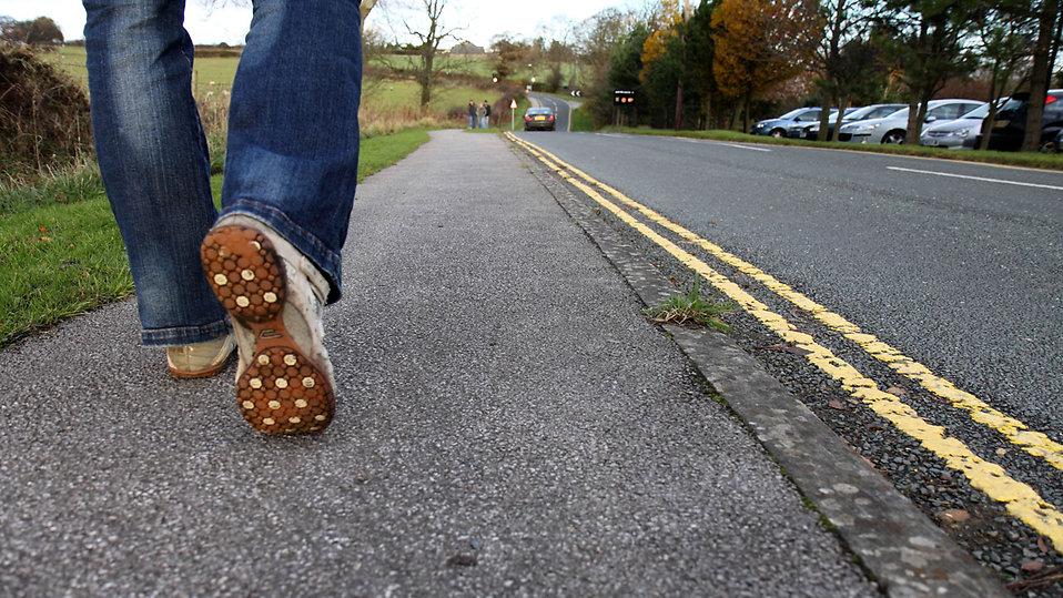 Brisk walks for better vascular health