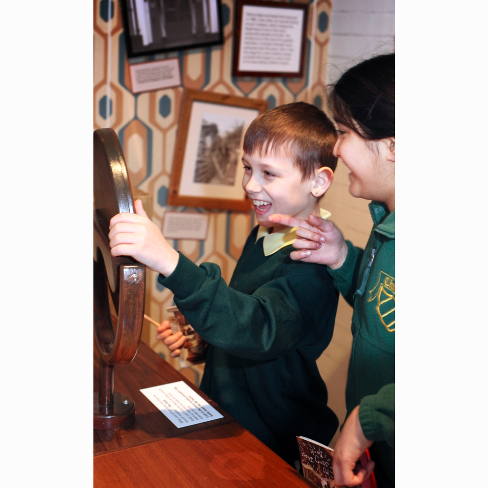 The Roald Dahl Museum & Story Centre
