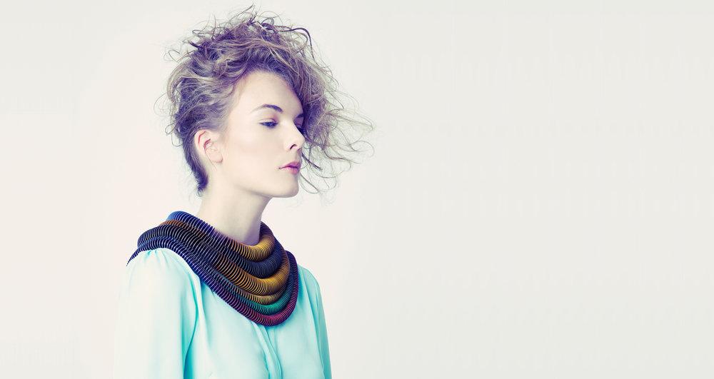 Photograph: Pia Schweisser  Model: Pauline Rempp  Makeup: Kerstin Hadju  Styling:  Susi Bauer