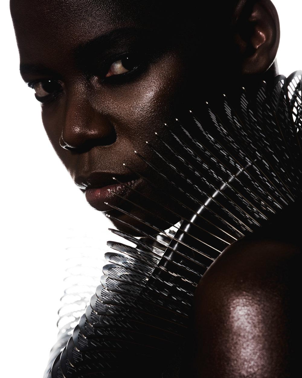 Photograph: Chris Bulezuik  Model: Karen Bengo  Makeup: Katie Moore