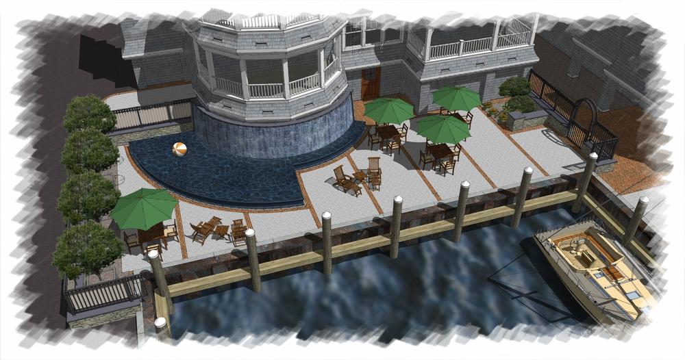 Vanderbilt Pool & Gate
