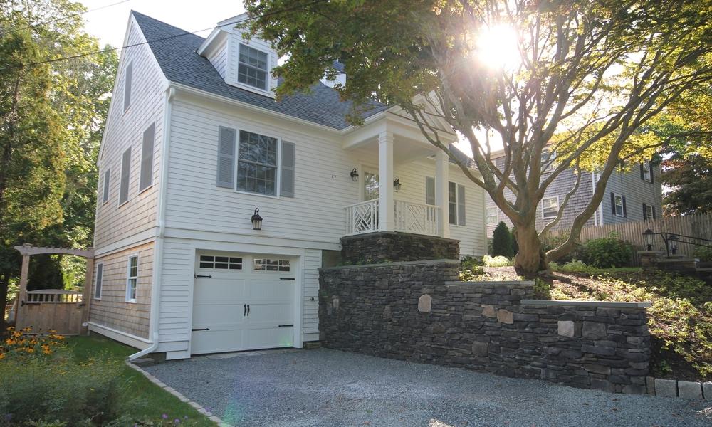 Bateman Avenue residence