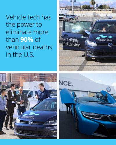CES, Automotive