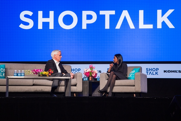 Kevin Mansell, CEO of Kohl's, talks stores at Shoptalk 2017 (Kohl's Corporate)