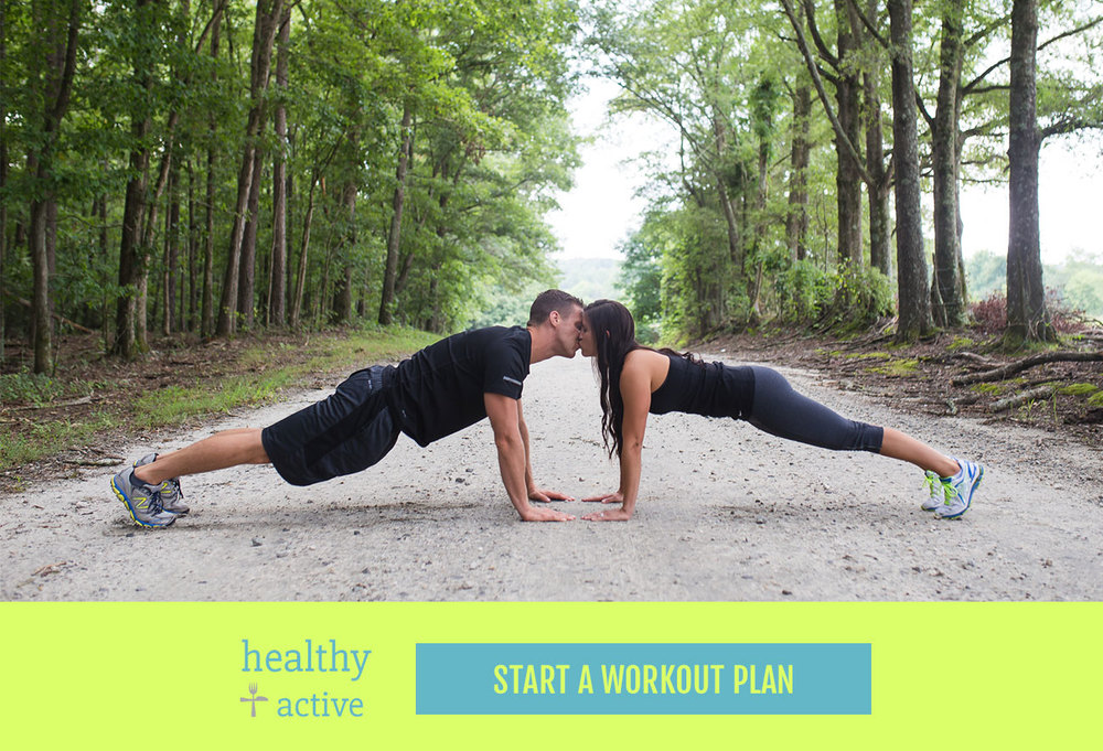 He & She workout plans