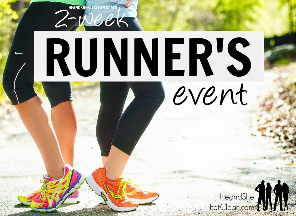 Runners-2-week-running-event-how-why-when-injury-prevention-strength-training-HIIT-Interval-what-to-eat-before-after-carb-loading-he-she-clean.jpg