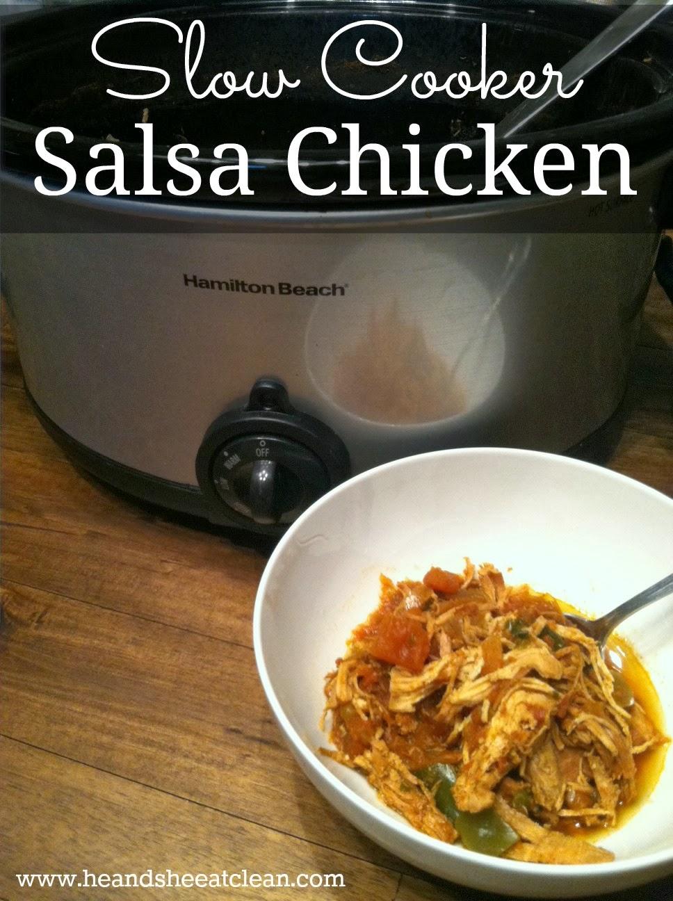 Slow-cooker-crock-pot-pulled-chicken-breast-easy-to-make-eat-clean-paleo-gluten-free-he-she-recipe-dinner-week-night-meal-weekly-food-prep-salsa-chicken.jpg