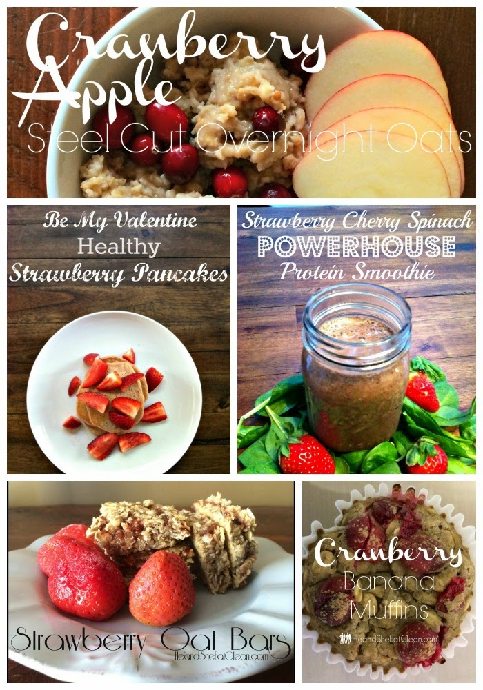 valentines-day-eat-clean-breakfast-ideas-healthy-diet-he-and-she-eat-clean-pancakes-pink-red-love-protein-shake-overnight-oats-2015-collage-food-yum.jpg