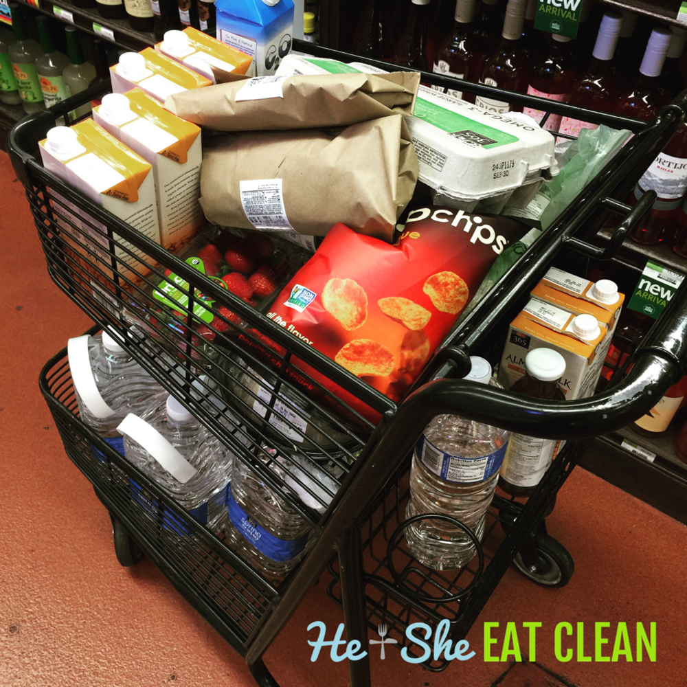 Eating Healthy (and saving money!) While Traveling | He and She Eat Clean