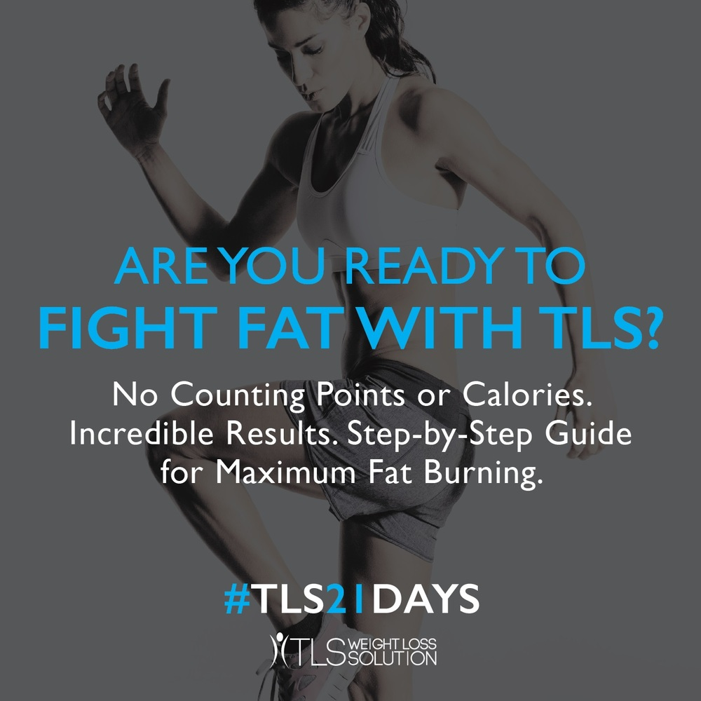 TLS 21 Day Challenge | He and She Eat Clean