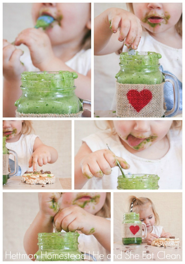 Baby Eats Clean {and toddlers too!} | Hettman Homestead | He and She Eat Clean