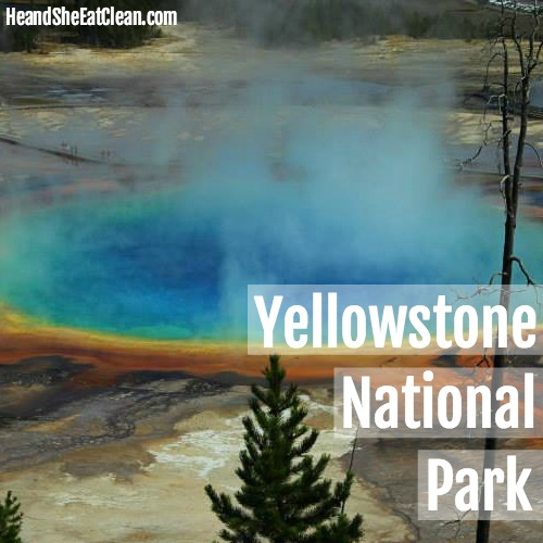 Yellowstone National Park | He and She Eat Clean