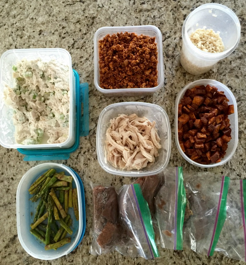 Clean Eating Food Prep + Life Update