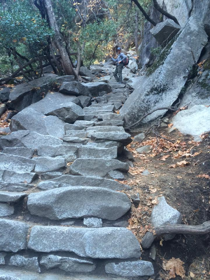 Hiking in Yosemite National Park | He and She Eat Clean