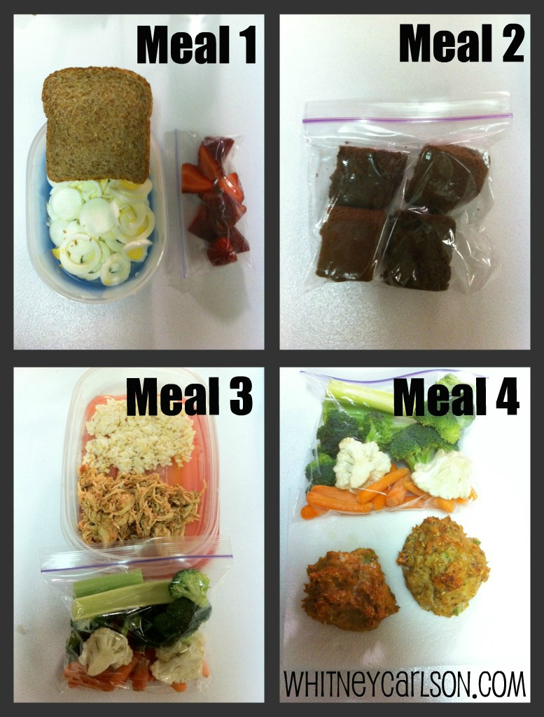 Clean Eating Meal Examples | He and She Eat Clean