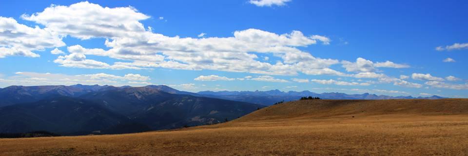 Hiking in Big Horn Peak | He and She Eat Clean