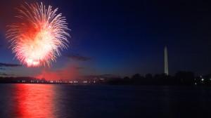 Washington DC Fireworks | He and She Eat Clean