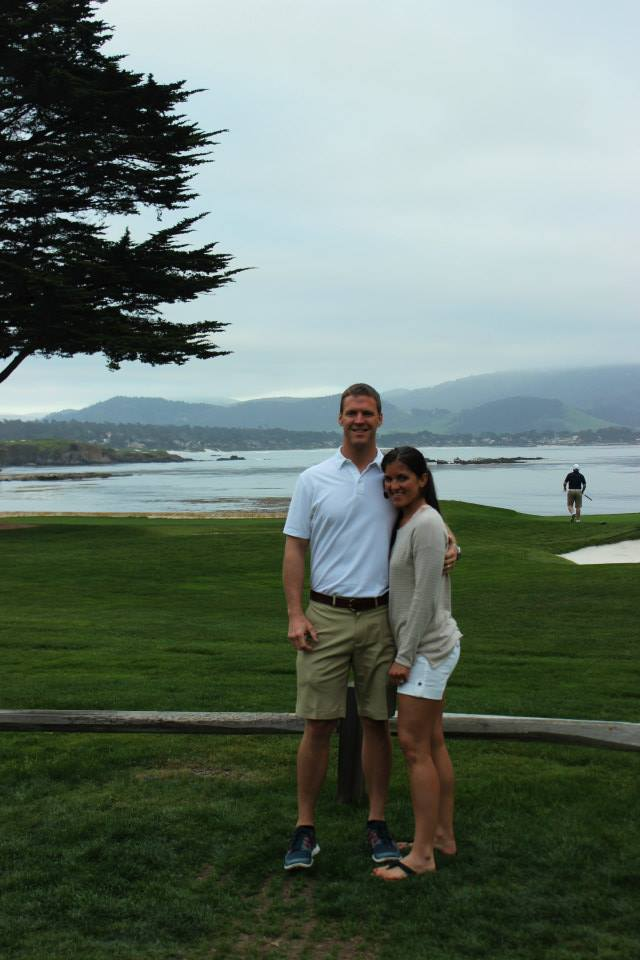 Pebble Beach | He and She Eat Clean