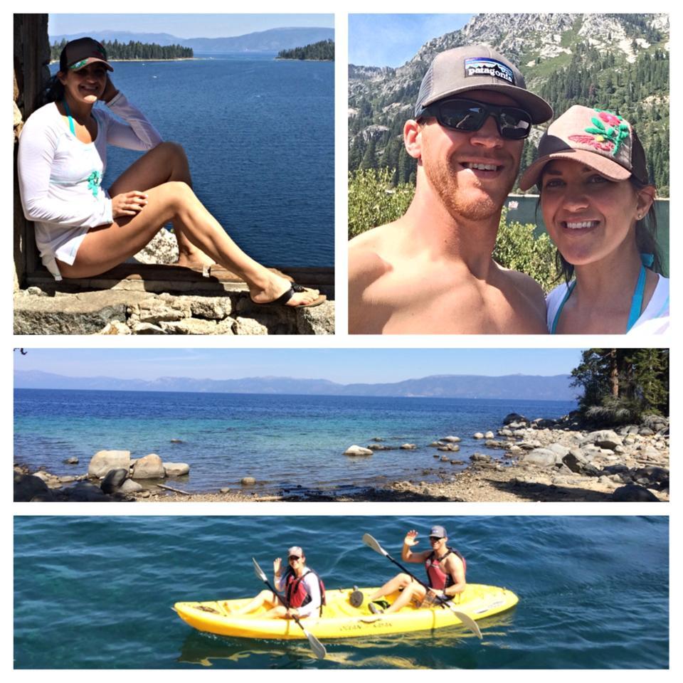 Exploring Lake Tahoe | He and She Eat Clean